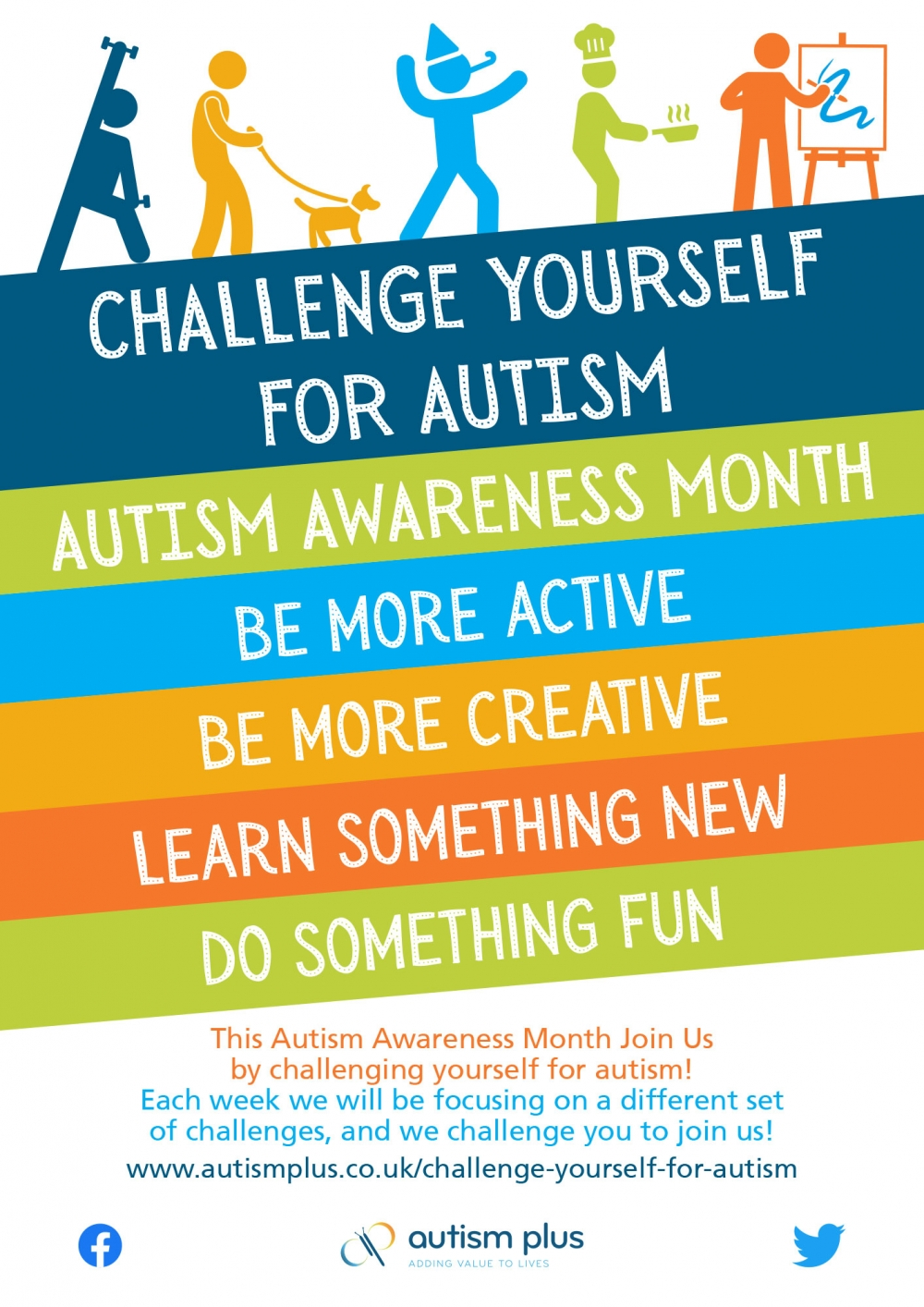 Autism Awareness Month 2021