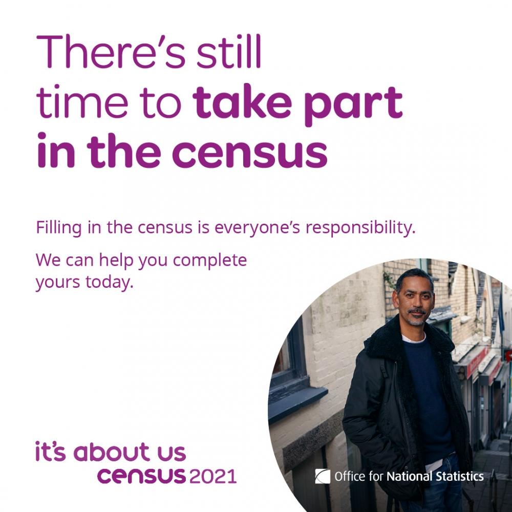 Census Support 2021