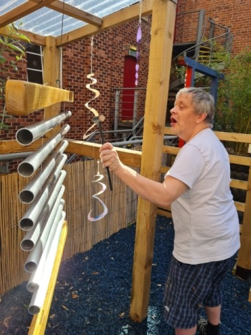 New Line of Sensory Instruments from our Social Enterprise, Mayfield