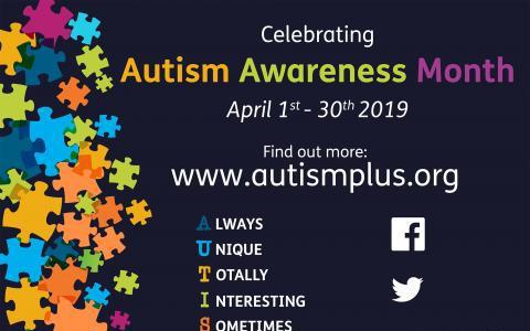 A Month of Autism Awareness