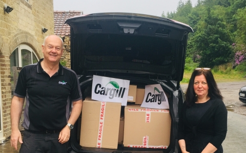 Autism Plus Partner with Cargill UK