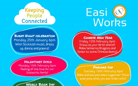 News from Easi Works