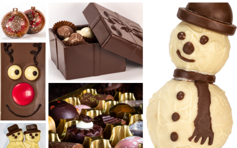 Christmas Chocolate Range!
