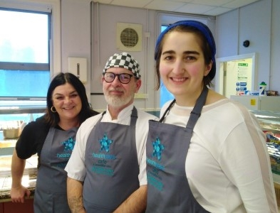New Cafe In Partnership With Health Stars