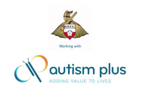 Autism Plus Partner with Doncaster Rovers for New Stadium Guide